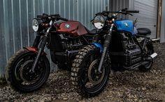 Motos Scrambler & Street Tracker - Trail & Scrambler