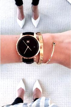 Your winter wishes are here. New season, new watches, new you.