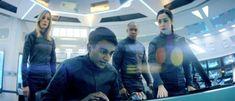 Black Mirror's 'USS Callister' is darker than you think Black Mirror, Thinking Of You, Dark, Concert, Tabletop, Inspiration, Sunset, Style, Black Vanity