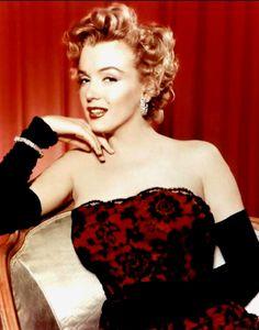 Marilyn  Monroe, early 50s