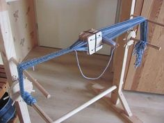Home-made tablet loom