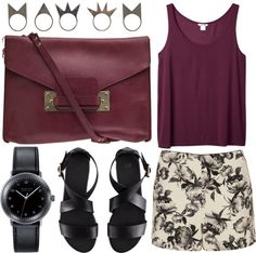 """Lincoln Hawk – Everytime"" by evgenia-trofimova ❤ liked on Polyvore"