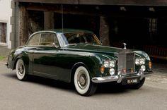 1965 Rolls Royce Silver Cloud III Coupe ════════════ ❄❄ etsy ☞ https://www.etsy.com/fr/shop/ArtEtPhilatelie?ref=hdr_shop_menu