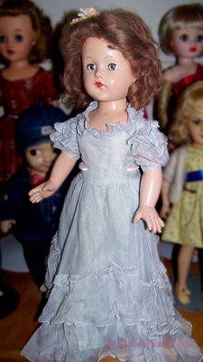 Doll Land: Effanbee Little Lady / Anne Shirley