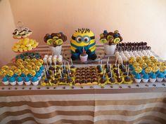 Docinhos feitos por @Fernanda Soares :D Diliciosos!! Candies made for @Fernanda Soares  Delicious!! @Despicable Me
