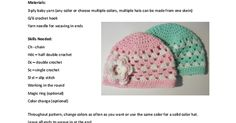 Crochet Granny Stripe Baby Hat.pdf