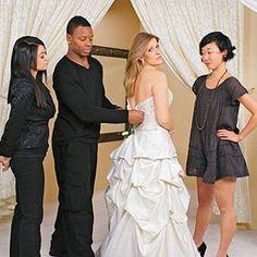 "One Woman's Wedding Shape-Up: ""Phew! My Dress Finally Fits! Wedding Day Tips, Wedding Ideas, Best Bride, Fitness Magazine, Prom Dresses, Formal Dresses, Women Life, Wedding Bells, I Dress"