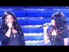 """""""Inseparable"""" Candice Glover & Jennifer Hudson Sing Duet at American Idol Finale amazing performance!"""