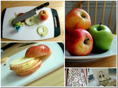 Valentine's Day - How to Make Homemade HEART Apple Chips