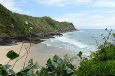 Praia da Solidão, Itajaí (SC)
