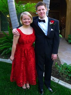This article originally appeared on PEOPLE.com.  Sue Sylvester would most definitely approve!  Lauren Potter— best known toGleefans as one of Sue's cheerleaders, Becky Jackson — accepted a promise ring from childhood friend-turned-boyfriend Timothy Spear in Laguna Beach on Sunday.  Spear, 26, popped the question after planning a romantic picnic in Laguna overlooking the ocean, Potter's mom Robin Sinkhorn tells PEOPLE.