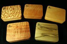 Wooden Tenkara Fly Box - Hľadať Googlom