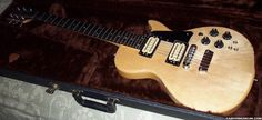 My one and only Electric Guitar. 1970's Carvin.