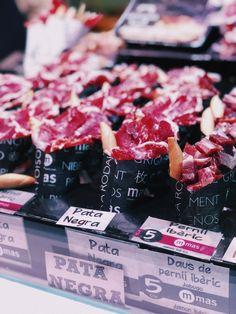 Me declaro fan de los mercados  #boqueria #mercat #barcelona
