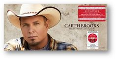 """Garth Brooks collection to be featured exclusively at Target!""""Garth Brooks: The Ultimate Collection"""" ($29.99) will be released on Nov. 11, two weeks prior to the studio album's national standalone street date on Nov. 25 for Pearl Records, Inc. During the pre-order, which began today on Target.com, fans can purchase a limited-release $29.99 holiday bundle – the 10-disc collection and """"Christmas Together,"""" the first-ever duets album with Brooks and wife Trisha Yearwood."""