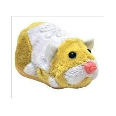Zhu Zhu Pets Series 4 Hamster Toy Patches Ltd. Version 2 by Cepia LLC. $14.50. For Ages 4 & Up. Zhu Zhu Pets toy hamster collection from Cepia. These fun loving hamsters come in a variety of colors each with unique personalities and sounds. They chatter, scatter, scoot and scurry! Requires 2 AAA batteries (included). For ages 4 & up.