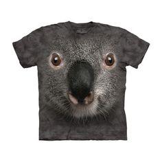 Grey Koala T-Shirt, 19€, now featured on Fab.