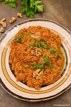 Retete libaneze | Diva in bucatarie Lebanese Recipes, Tapenade, Happy Foods, Fried Rice, Guacamole, Paste, Food And Drink, Stuffed Peppers, Cooking