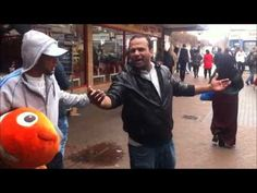 Meeting The Legendary One 1 Pound Fish Man