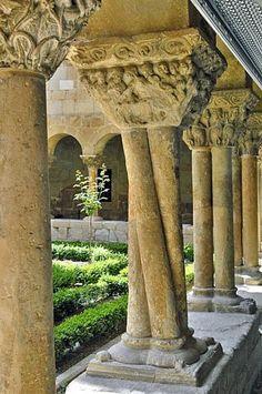 Monasterio de Santo Domingo de Silos, Burgos.
