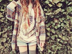 love this cute indie hipster fashion look. perfect for the fall weather. she looks so comfy! Hipster Stil, Moda Hipster, Style Hipster, Hipster Girls, Indie Hipster, Indie Girl, Trend Fashion, Indie Fashion, Hipster Fashion