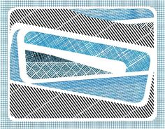 Envelope security pattern collages by Zachary Scholz feature in today's Obsessions piece by Present & Correct's Neal Whittington Envelope Pattern, Envelope Art, Shape Patterns, Color Patterns, Security Envelopes, Design Art, Graphic Design, Pattern Design, Stripe Pattern