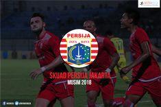 Inilah Daftar Skuad Pemain Persija Jakarta Musim 2018 Terbaru
