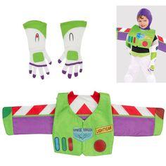 Child Buzz Lightyear Accessory Kit - Toy Story