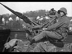 Swiss anti-aircraft gun