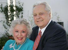 Robert Osborne and Ann Rutherford