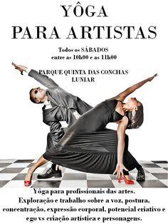 Yoga para Artistas - Quinta das Conchas - Lumiar, Lisboa