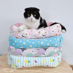 Pet Bed for Cats Summer Breathable House for Cats Pet Basket Pet Mat, Medium Dogs, Dog Bed, Warm And Cozy, Diaper Bag, Tent, Plush, Basket, Puppies