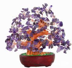 amethyst tree feng shui - Google Search