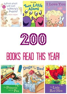 300 Picture Books Challenge Week 21 - 200 books read now. #300PBs #toddlerbooks #childrensbooks