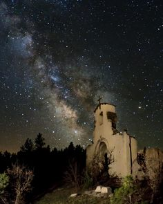 St Aloysius Under the Stars - Morley, Colorado. Photo by David Soldano.