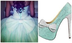 Quinceanera Shoes | Quinceanera Heels |