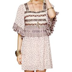 Free People - Boho dress