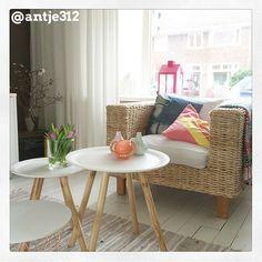 De nieuwste top 10  mooiste woonkamers #woonkamer #inspiratie #wonen #woon #mooi #woning #stijl #wit #hout #geel #stoel #tafel #vloerkleed #mooi #top10