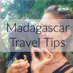 Travel tips for visiting Madagascar || alyssaallday.com