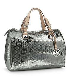 love this Michael Kors satchel even more than the LV speedy...and its cheaper