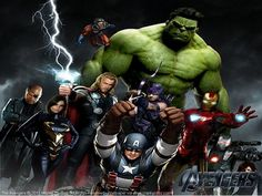 Het ultieme superhelden team komt samen: Iron Man, The Incredible Hulk, Thor, Captain America, Hawkeye en Black Widow. Avengers 2012, The Avengers, Avengers Poster, Avengers Movies, Avengers Images, Marvel Characters, Thor, Loki, Love Movie