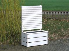 Outdoor Furniture, Outdoor Decor, Outdoor Storage, Home Decor, Trellis, Lounge Furniture, Home And Garden, Decoration Home, Room Decor