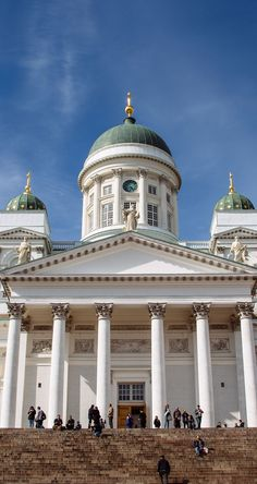 #Helsinki #Cathedral, Find out things to do around Helsinki, #Finland