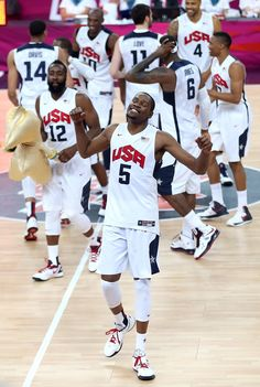 Gold Medal Game in Pictures | THE OFFICIAL SITE OF THE OKLAHOMA CITY THUNDER