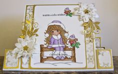 Main Page, Shaped Cards, Winter Christmas, Shapes, Warm, Create, Sweet, Design, Products