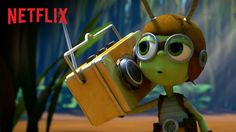 Beat Bugs, An Animated Netflix Series With Different Artists Performing Songs by The Beatles