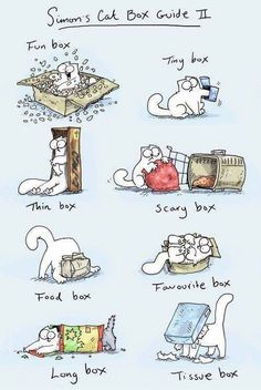 Simon's Cat Box Guide II