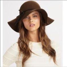 431965919cd02 Genie By Eugenia Kim Cecily Wool Floppy Hat Brown