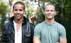 Black and white twins James and Daniel are twins. What sets them apart is that one is white and one is black – and the differences don't end there, as Joanna Moorhead discovers