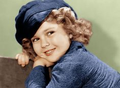 Dimples, Shirley Temple, 1936 Photograph. Rest in Peace Shirley.
